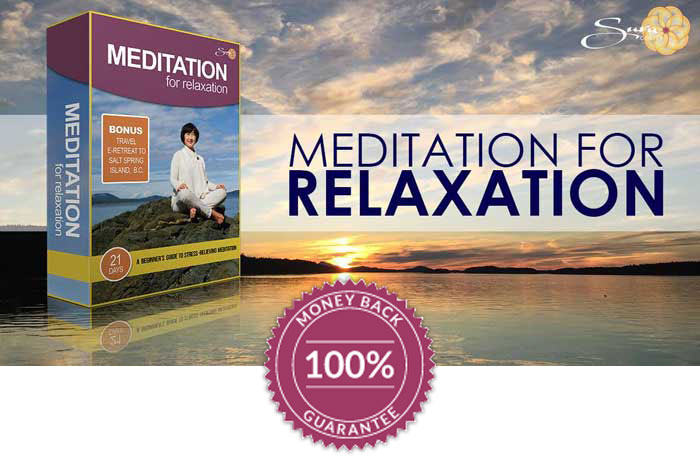 Meditation for Relaxation course image